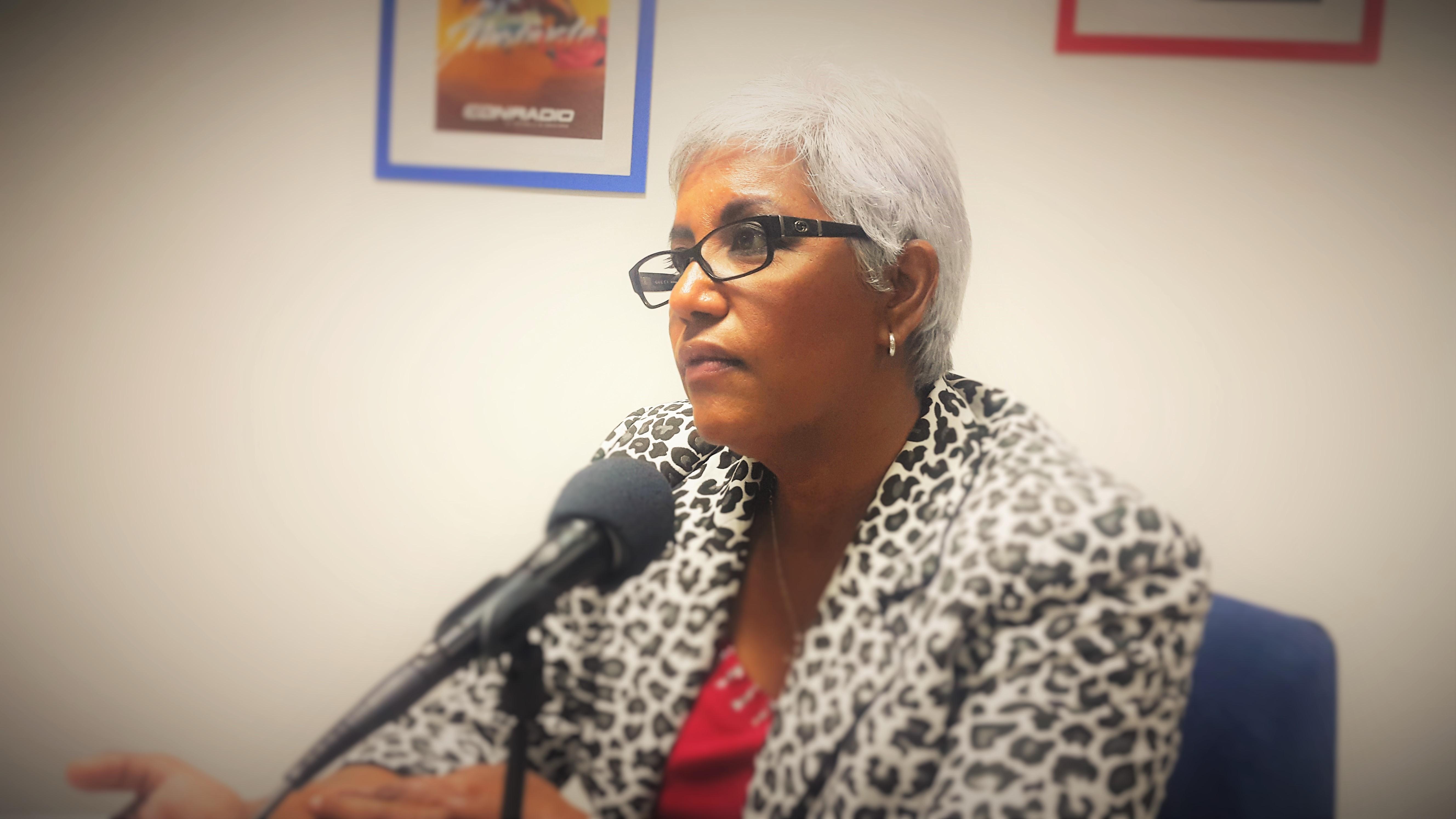 """Altagracia Salazar: """"Hay una perspectiva del mundo que te la da el contacto con la gente"""""""
